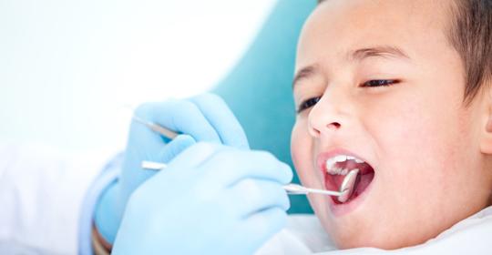 Dentista infantil en Amate