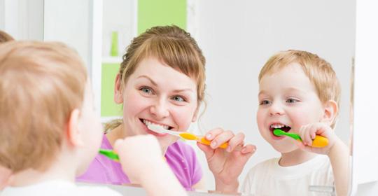 Juegos sobre higiene bucal para niños