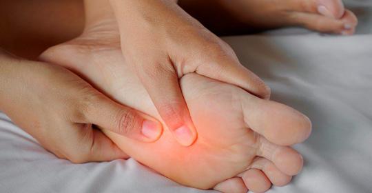 Consejos para el dolor de pies