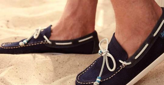 El calzado en verano