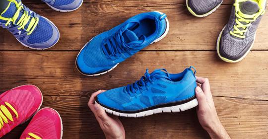 Cómo deben ser los zapatos para correr
