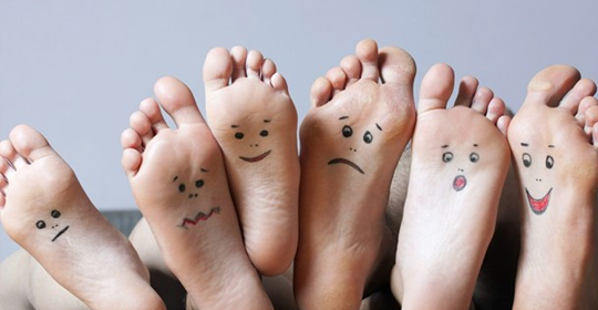 Enfermedades de los pies