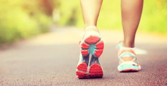 Los beneficios de caminar 🏃♂🏃♀👟