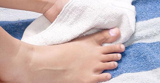 Claves para el cuidado de los pies