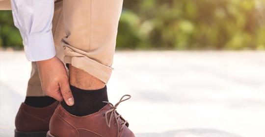 El mejor calzado para los diabéticos