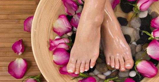 Cómo tener los pies sanos durante todo el año