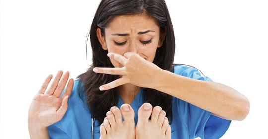 Consejos para el mal olor de pies