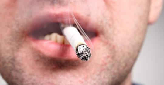Efectos del tabaco en la salud oral