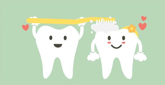 Cómo debe ser la limpieza de los dientes